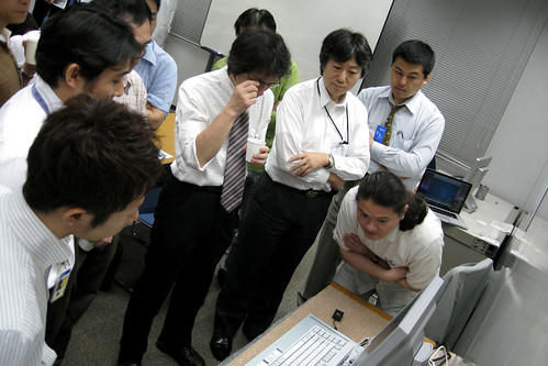 OpenSolaris 2009.06 Launch Tokyo | by jimgris