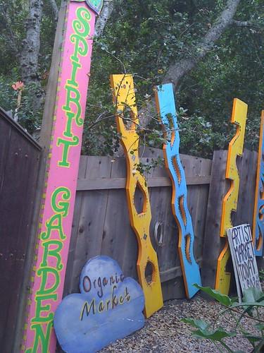 Spirit Garden Signs Big Sur Spirit Garden June 22 24