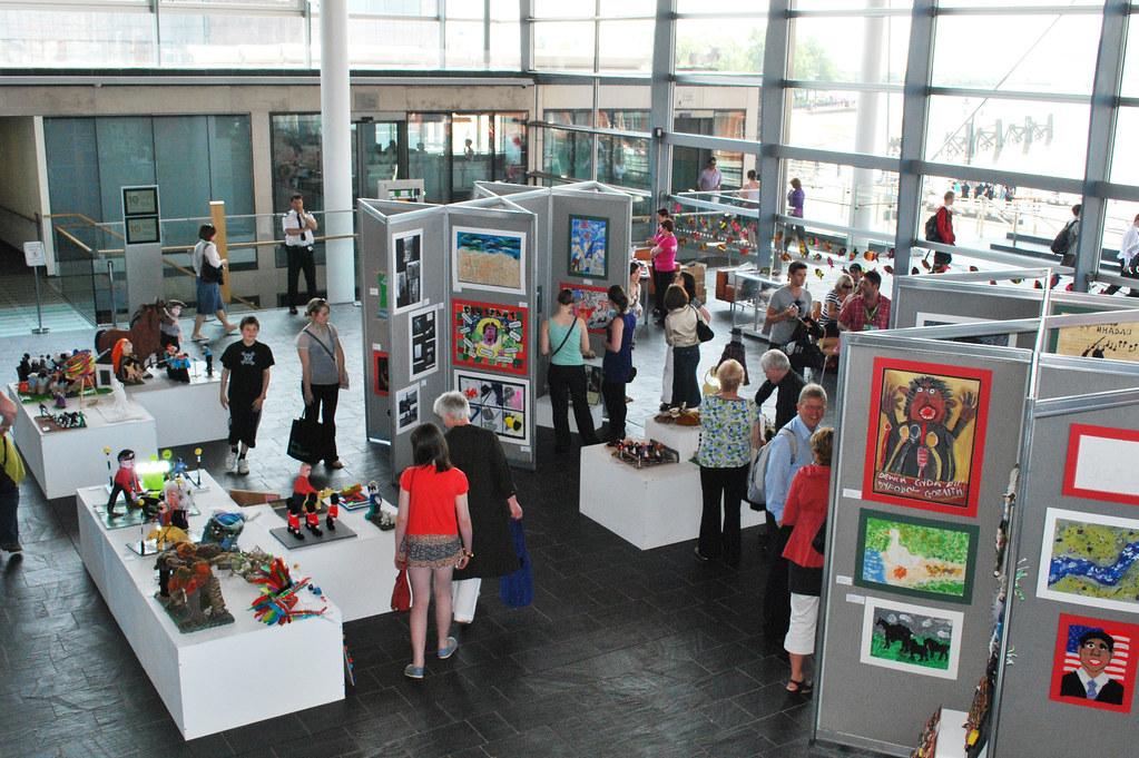 Craft Design And Technology Exhibition Urdd Eisteddfod 2 Flickr