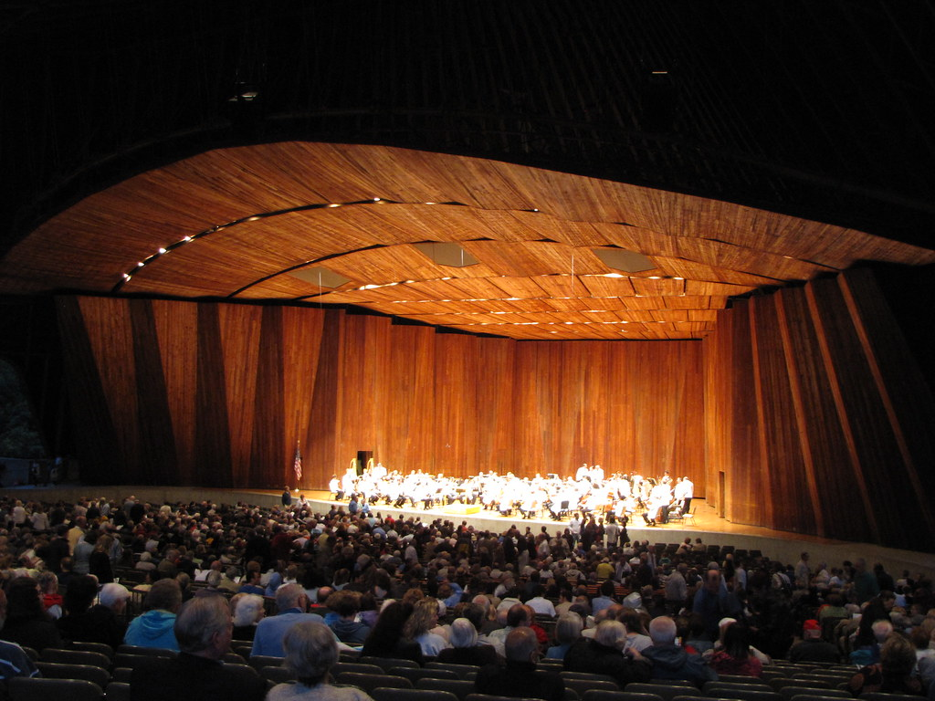 the cleveland orchestra at blossom music center | concertgoe… | flickr