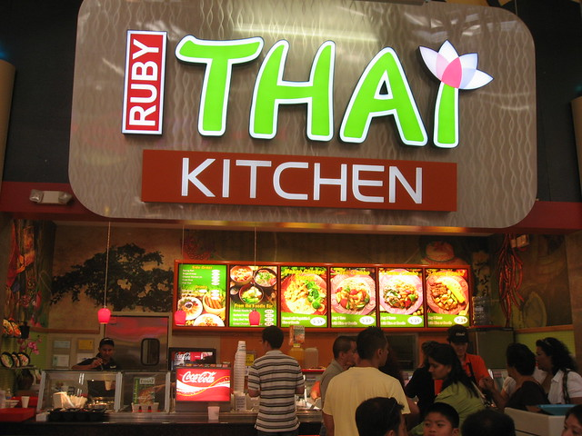 ruby thai kitchen milpitas great mall flickr photo