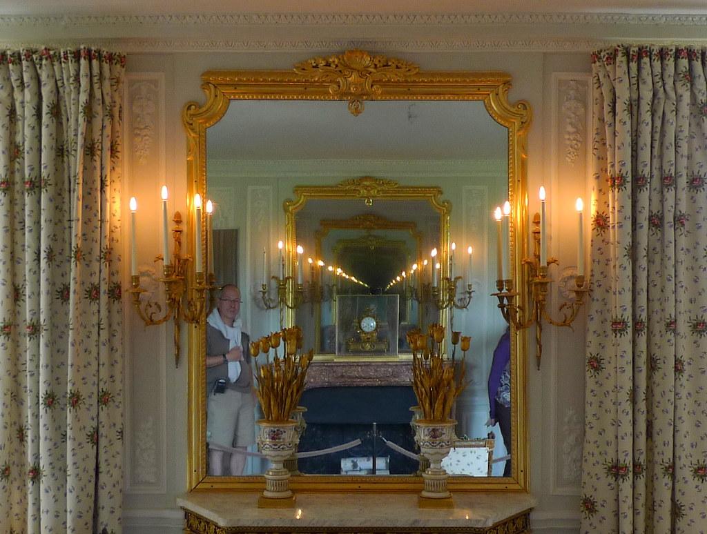 Et maintenant miroirs r flechissez i thought i was for Miroir 3 pans