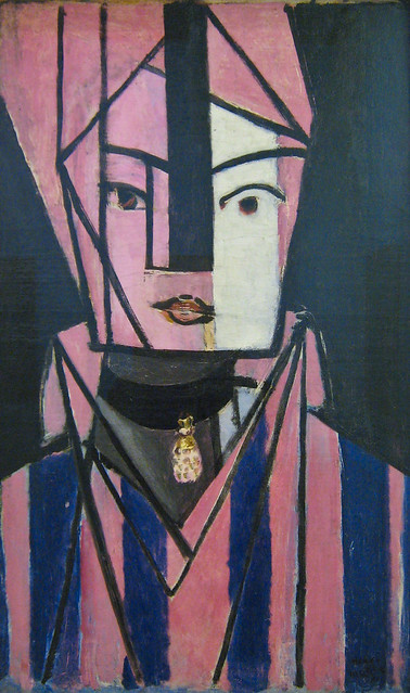 Henri Matisse Tete Blanche Et Rose 1914 Flickr Photo Sharing