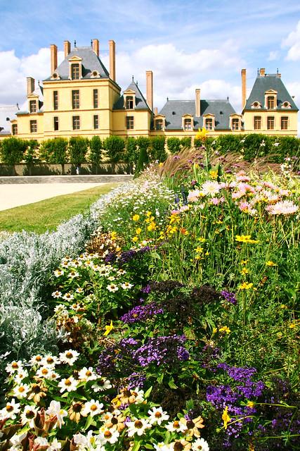 Fontainebleau dans le jardin allylic flickr for Le jardin de france