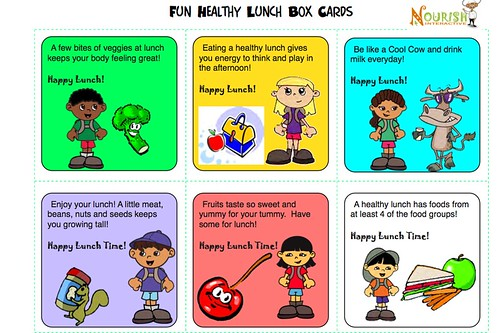 Healthy Body Nutrition Video For Kids