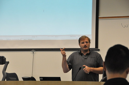 Bil Simser (@bsimser) Demonstrating SharePoint | by John Bristowe