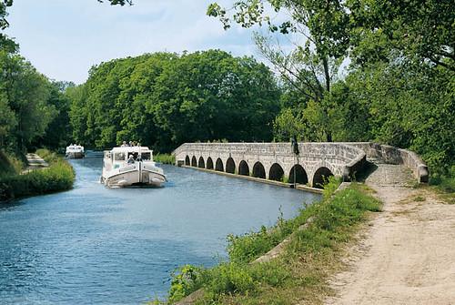 Le canal du Midi France