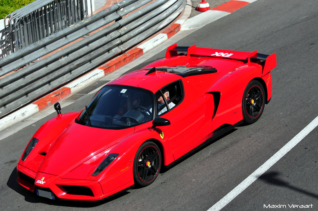 Ferrari Enzo Quot Fxx Quot I Was Really Surprised To See This Quot Fxx Flickr