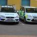 Avon&Somerset Police ford focus target response & Pcso Car