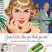 Vintage Ad #1,545: You're Prettier Than You Think You Are!