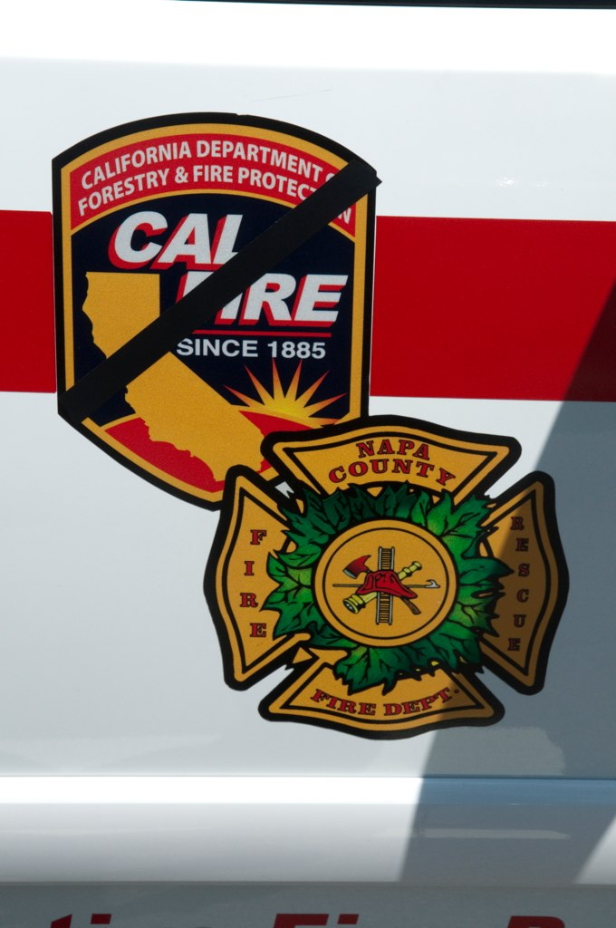 cal fire napa county logo the logo of the napa county fire flickr