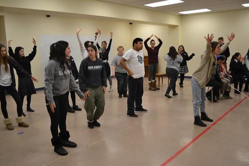 Dance & Drama Feb.'17