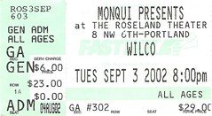 wilco-2002-09-03-ticket | by wilcobase