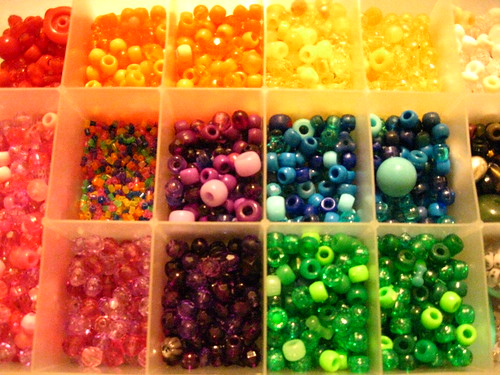 bead organization | by EvelynGiggles