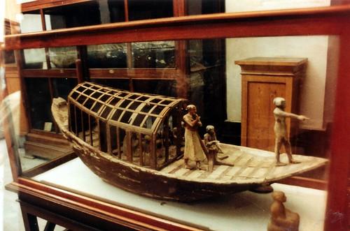 Cairo museum model river boat glenister flickr for Cairo mobel