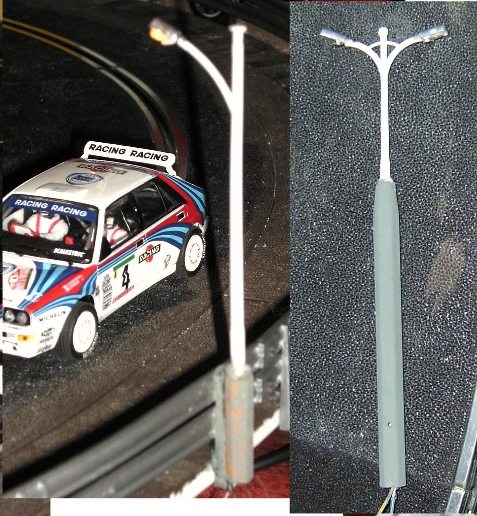 Slot car track lighting lamppost7 slot car track lighting lamp betahpe flickr aloadofball Images