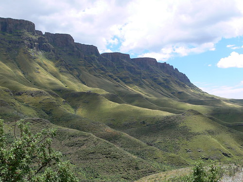 Sani pass landscapes | by kafecho