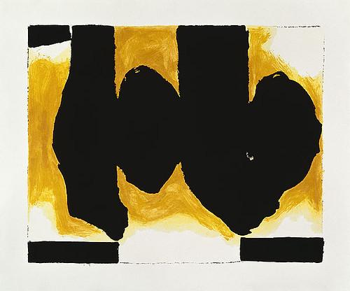 Robert Motherwell Burning Elegy | Robert Motherwell ...