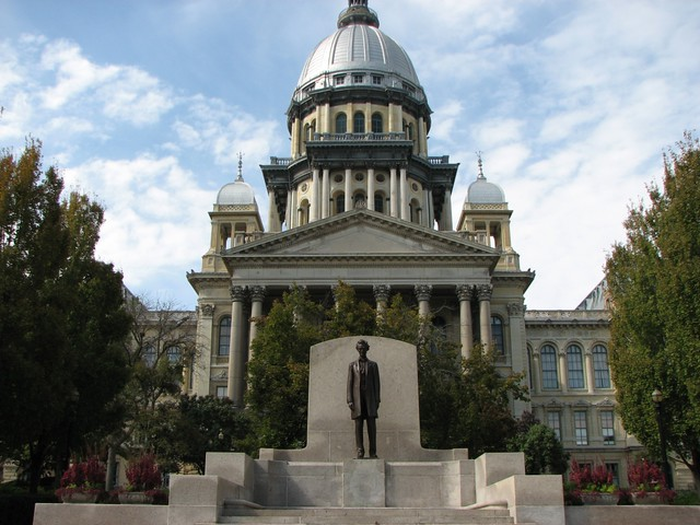 Illinois State Capitol Building  Illinois State Capitol