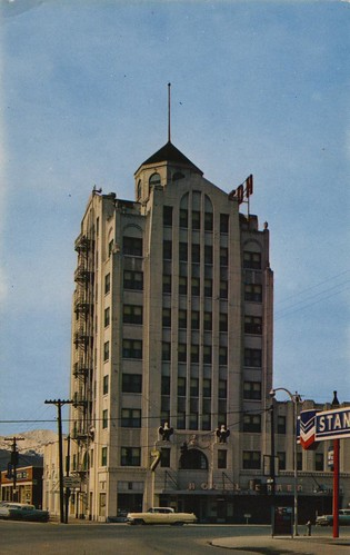 Hotel Baker - Baker City, Oregon | by The Cardboard America Archives