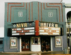 Kiva Theater Las Vegas NM 1995 | by kpdennis