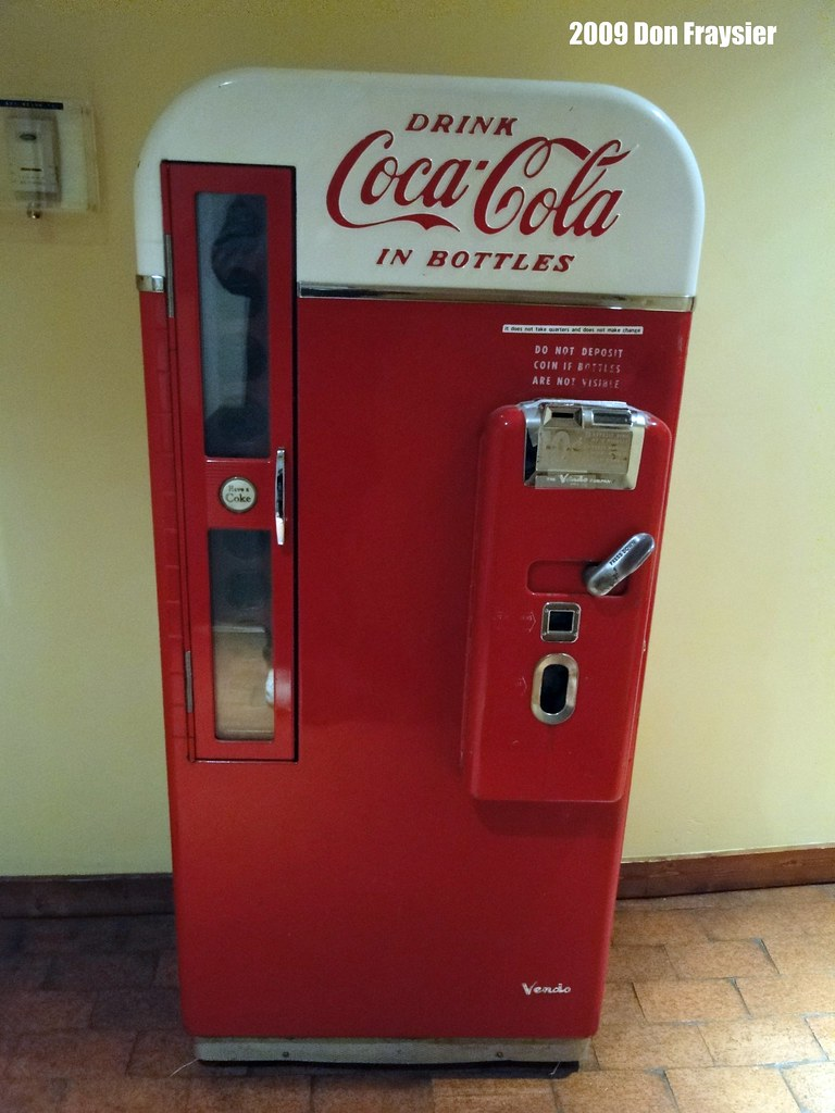 coca colas new vending machine a pricing to New spooktacular limited-time fanta mixes are haunting a coca-cola freestyle near you try one today.