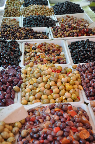 Olive Selection | by Food Lovers Odyssey