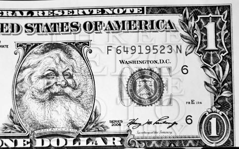 Santa bucks joe rivera flickr