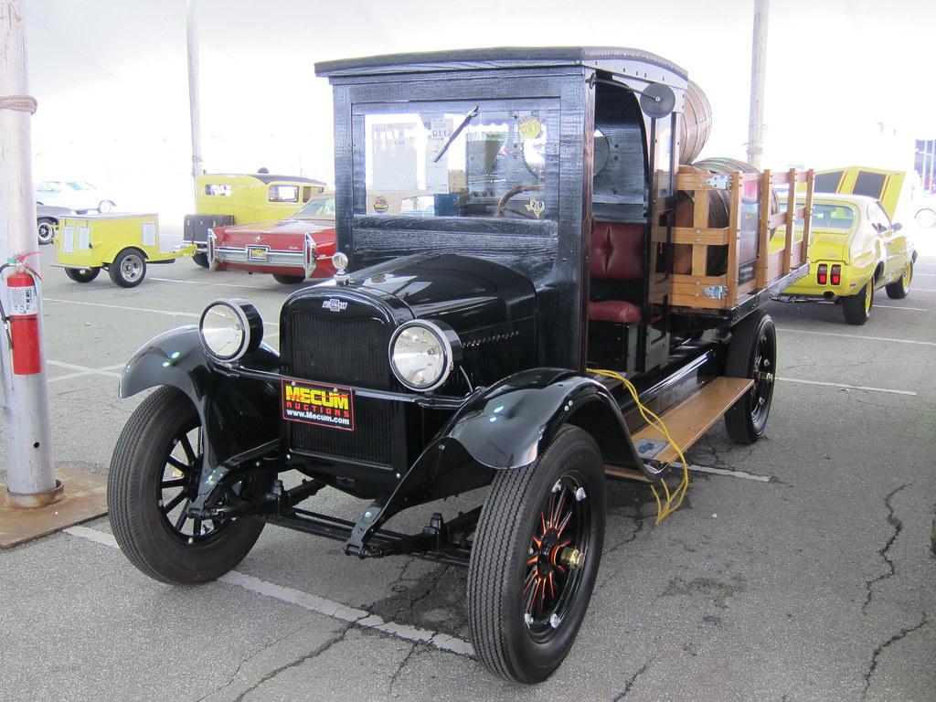1925 Chevrolet 1 Ton Truck 2011 Mecum Spring Classic