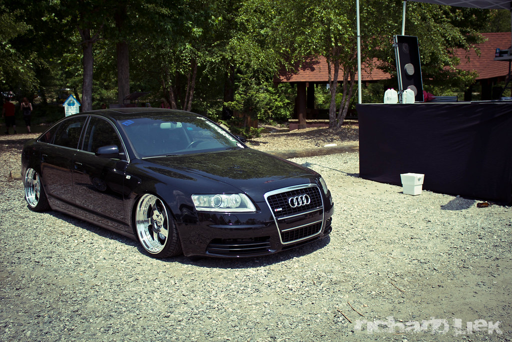 Audi A6 On Rotiforms Sowo Southern Worthesee 2011 Flickr