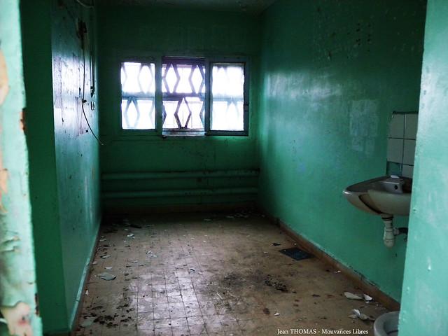 cellule de prison de loos