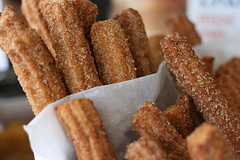 the doughnut plant churros | by cherrypatter