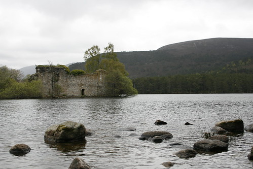 Loch an Eileen on a rainy day | by Hiedi Lewis