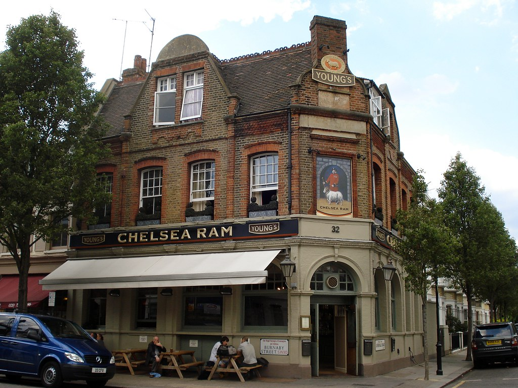 Chelsea Ram Chelsea London Sw10 Young S Gastro