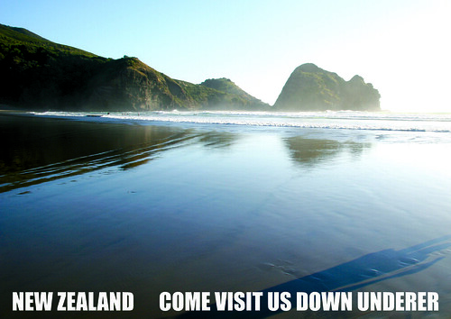 New Zealand, Come Visit Us Down Underer | by denèe