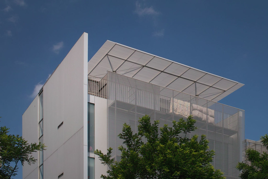 cool architecture with futon hillside west architect f flickr