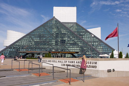 Rock 'n' Roll Hall of Fame | by beezee05