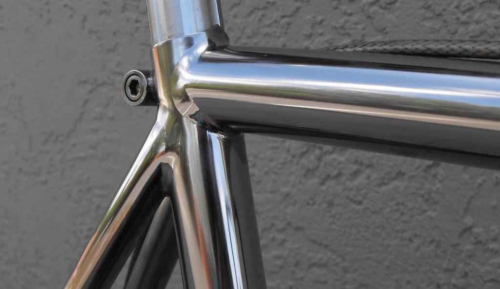 Aluminum Bike Frames