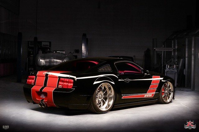 Kindig It Design >> RearQuarter_K | 2009 Mustang GT570R - Custom built by ...