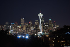 Seattle viewed from Kerry Park | by luisar