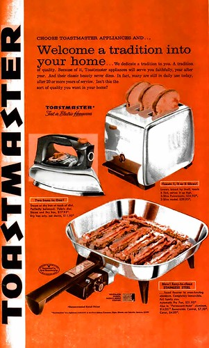 Toastmaster Appliances Advertisement - Ebony Magazine, November, 1959 | by vieilles_annonces