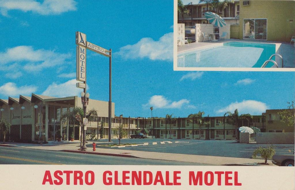 Astro Glendale Motel - Glendale, California