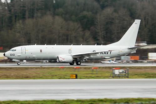 Boeing P-8A Poseidon US Navy 169010