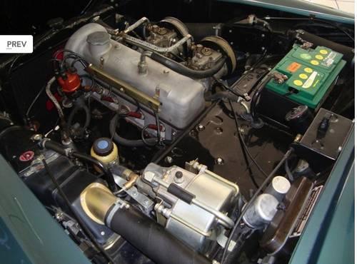 1959 Mercedes Benz 190 Sl Roadster Engine Carandclassic Uk Willem S Knol Flickr