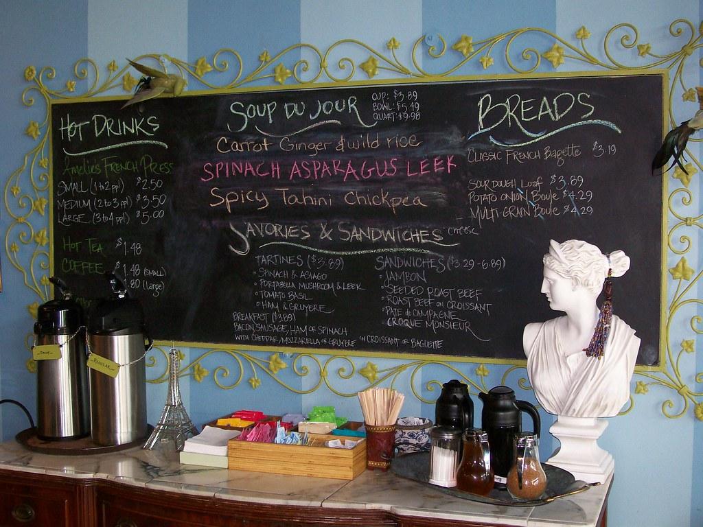 Cafe Ooh La La Jakarta