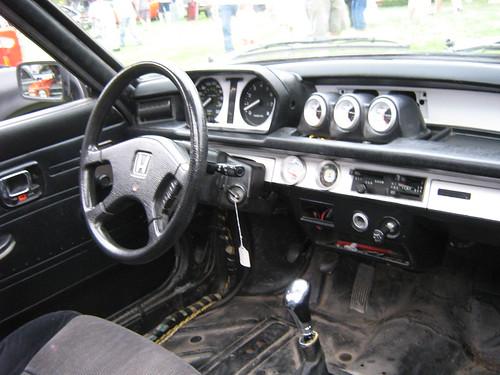 1978 Honda Civic dash | 1978 Honda Civic with a 2.0L Honda ...