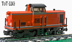 DB Class 212 in LEGO | by Lord-Sterling