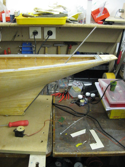 Building my Sailboat Carina from scratch 3781993367_280531d7f9_z