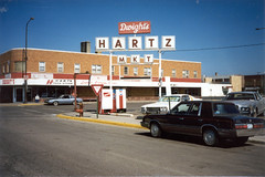 Emmett Mousley Sign - Dwight's Hartz Market | by pchs.org
