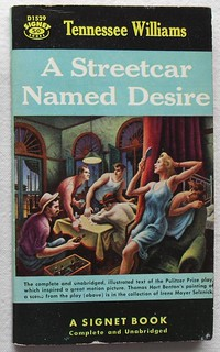 a streetcar named desire cover by thomas hart benton a boo flickr. Black Bedroom Furniture Sets. Home Design Ideas